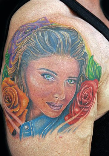 CityRag has a fantastic post today on celebrity tattoos.