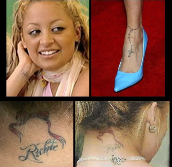 *BOOKMARK THIS SITE for Updates* Celebrity Tattoos