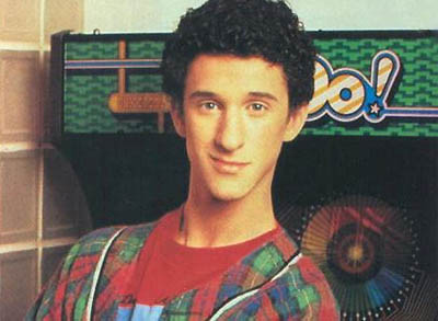 Dustin Diamond who played the infamous